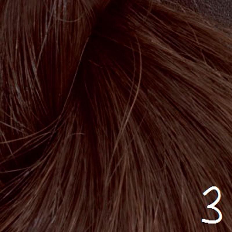 Cabello natural color 3
