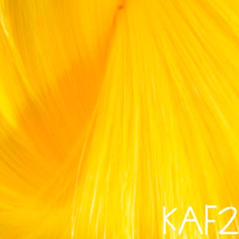 RASTA POSTIZA de cabello sintético Color KAF2 artificial