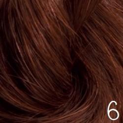 RASTA POSTIZA de cabello sintético Tono 6 Cabello artificial