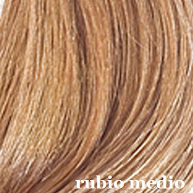 RASTAS cabello natural color rubio medio