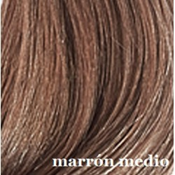 RASTAS cabello natural color marrón medio