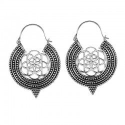 Mandala Ethnic Earrings