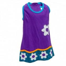Children's dress daisies