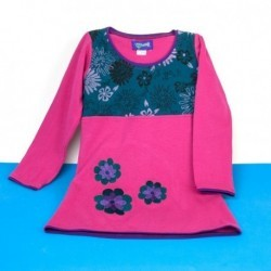 Mini Embroidered Dress