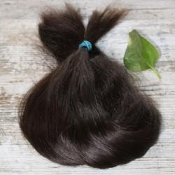 cabello natural largo