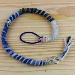Atebas Hairwrap -  Blue Ocean