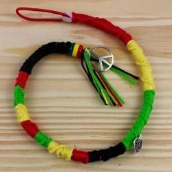 Atebas Hairwrap - Reggae Style